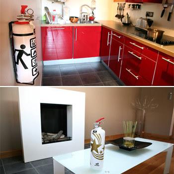Por que ter um extintor na cozinha e na sala uma boa ideia - Extintor para casa ...