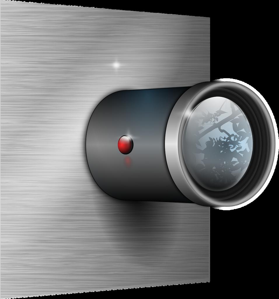 câmeras vigilância